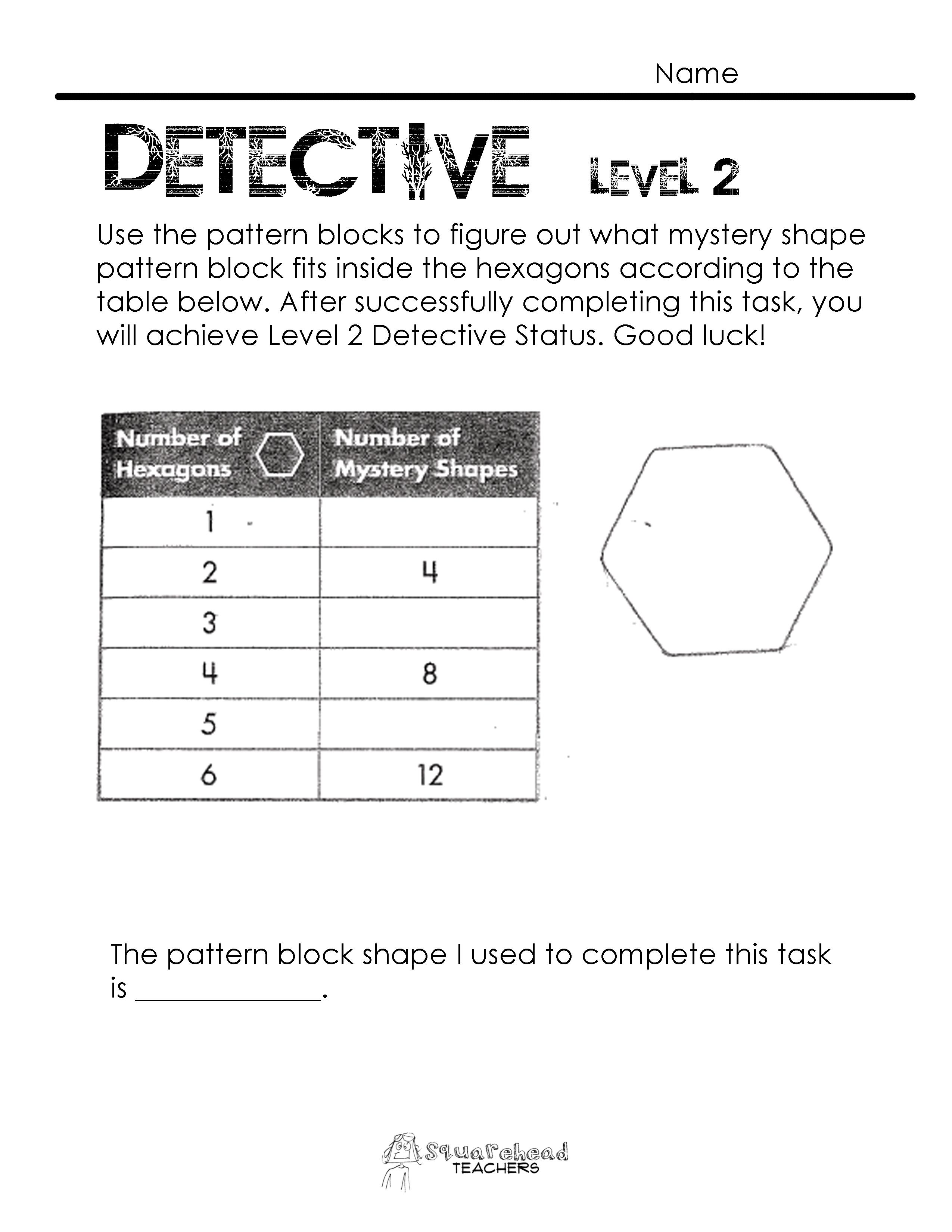 Number Pattern Detectives