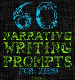 60 Narrative Writing Prompts for Kids   Squarehead Teachers [ 1868 x 1656 Pixel ]