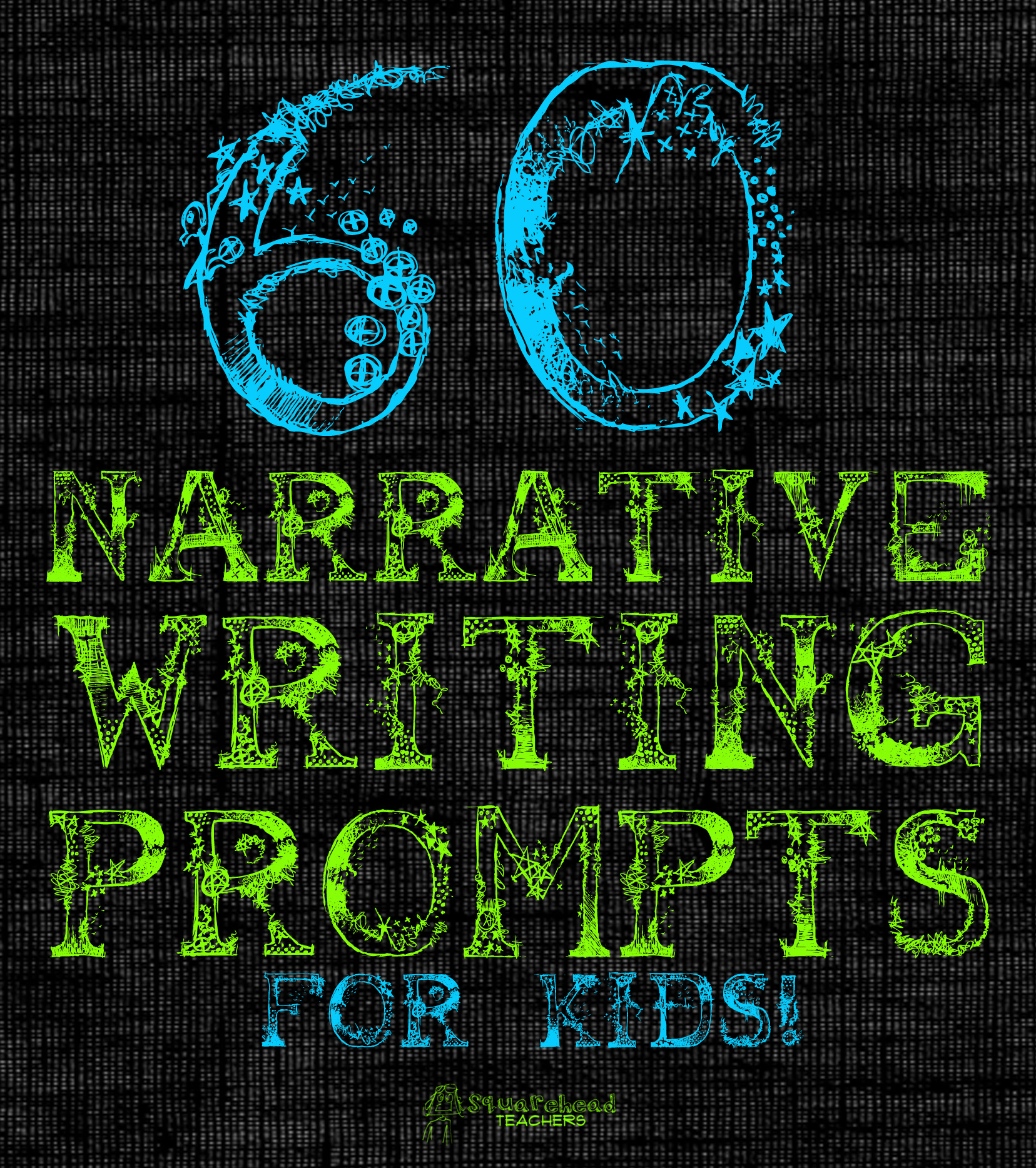 hight resolution of 60 Narrative Writing Prompts for Kids   Squarehead Teachers
