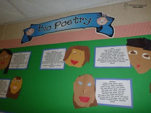 small resolution of Bio Poetry For Kids   Squarehead Teachers