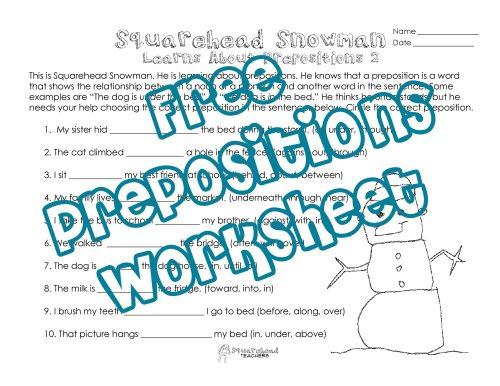 small resolution of Christmas/Winter   Squarehead Teachers   Page 4