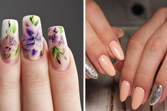 fiberglass nails vs acrylic