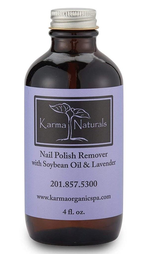 Mineral Fusion Nail Polish Removers