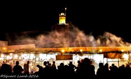 Djemaa el Fna (Marrakech)