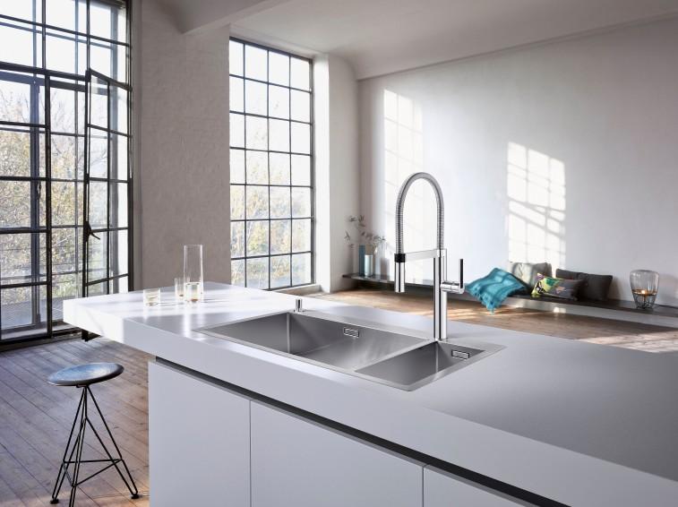 blanco kitchen sink cabinet organizer ideas sinks taps squaremelon