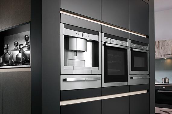 kitchen appliance shelf cheap makeover neff appliances - squaremelon