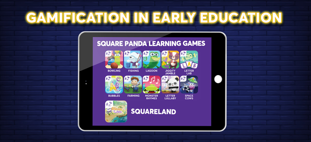 Gamification In Early Education