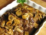 Beef Stroganoff in the Slow Cooker