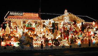 Ugly Christmas Lights to Make You Smile