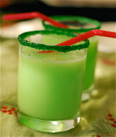 Grinch Punch for Christmas Parties