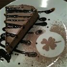 Slimmed-Down Irish Cream Chocolate Cheesecake
