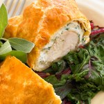 Chicken in Puff Pastry