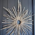 Beautiful Twig Wreath