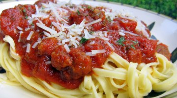 The Best Spaghetti I Ever Ate by Accident