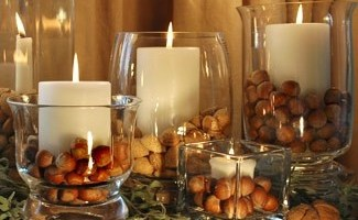 Acorn Crafts and Holiday Decorations