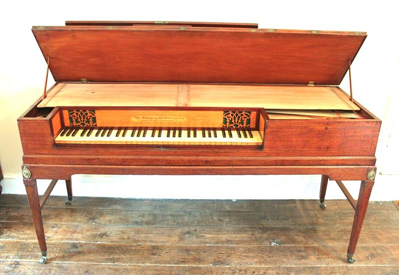 John Broadwood piano maker