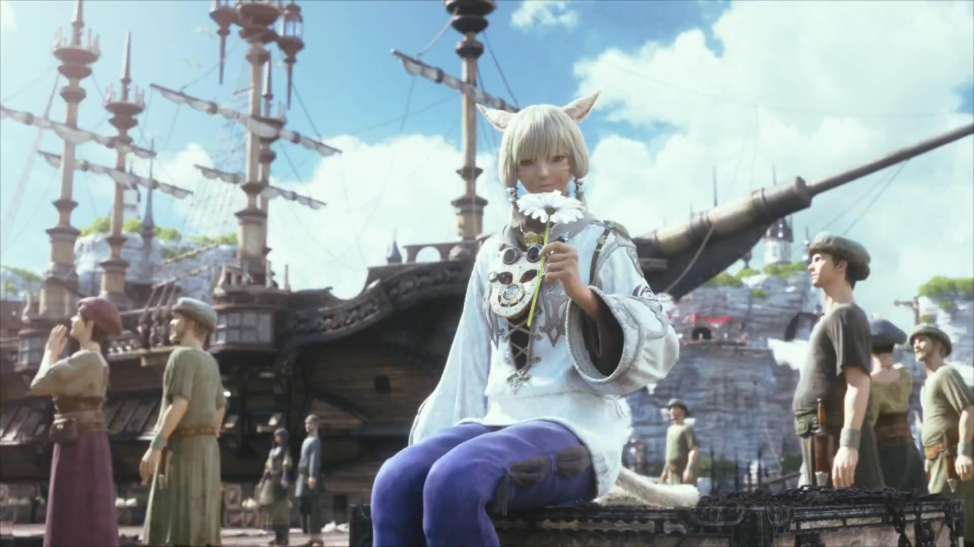 Lightning Returns Wallpaper Hd Final Fantasy Xiv A Realm Reborn Exceeds Square Enix S