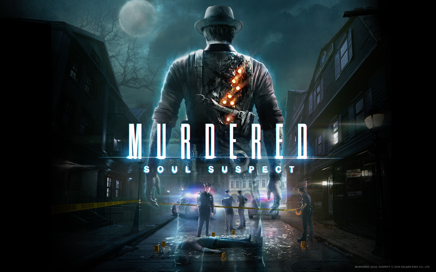 Get Your Murdered Soul Suspect Wallpapers From Here