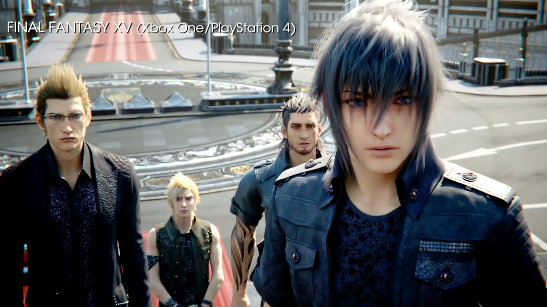 Final Fantasy 15 Hd Wallpaper Final Fantasy Xv Delayed To Offer The Complete Experience