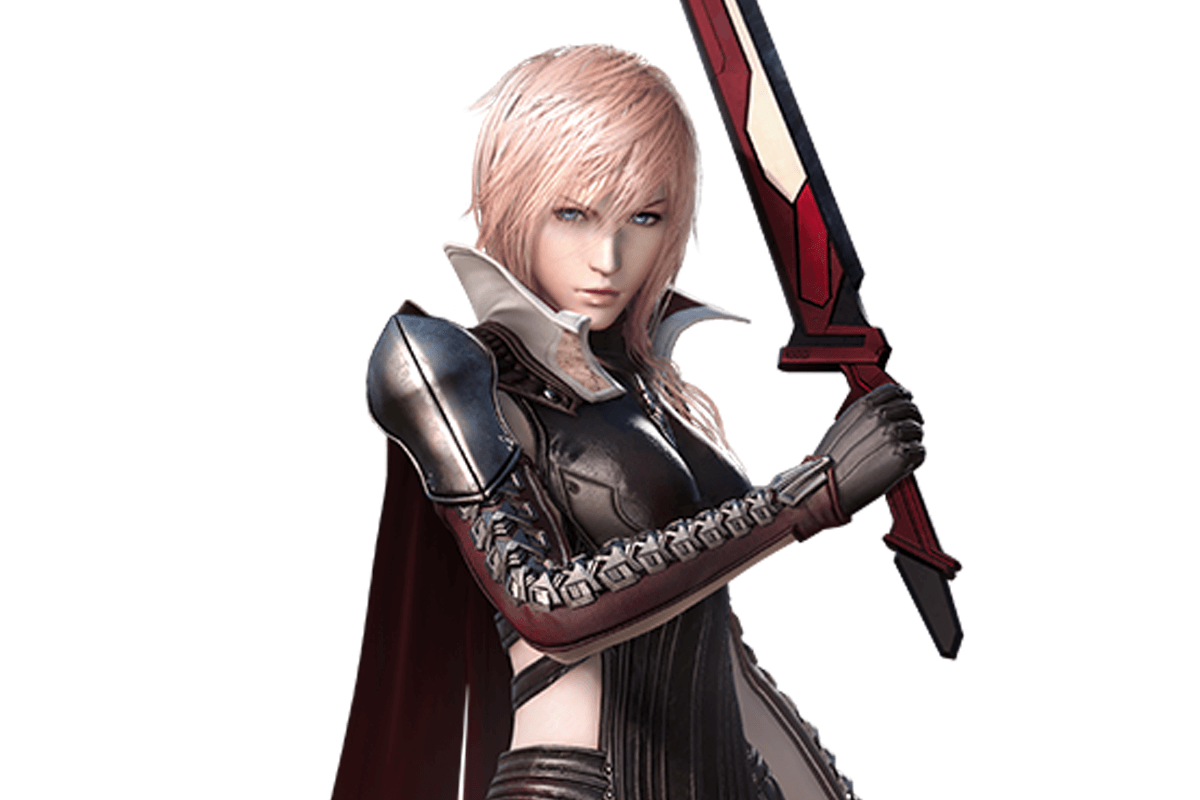 Final Fantasy Xiii Lightning Wallpaper Hd Dissidia Final Fantasy Nt Fankit Lightning Wallpaper