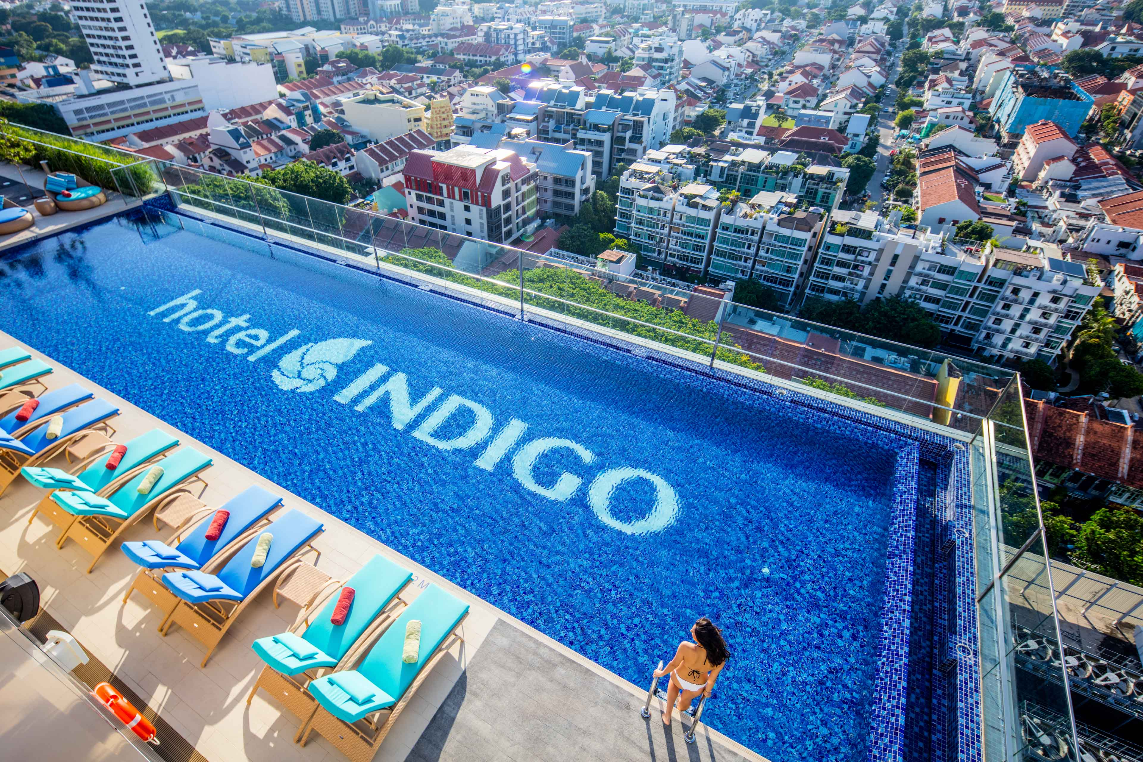 Win 2D1N Hotel Staycation at Hotel Indigo Singapore