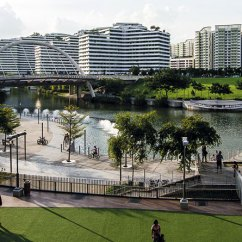 Fishing Chair Singapore Dining Covers Spotlight Australia Why Punggol Is Becoming Singapore's Hottest Neighbourhood | Squarerooms