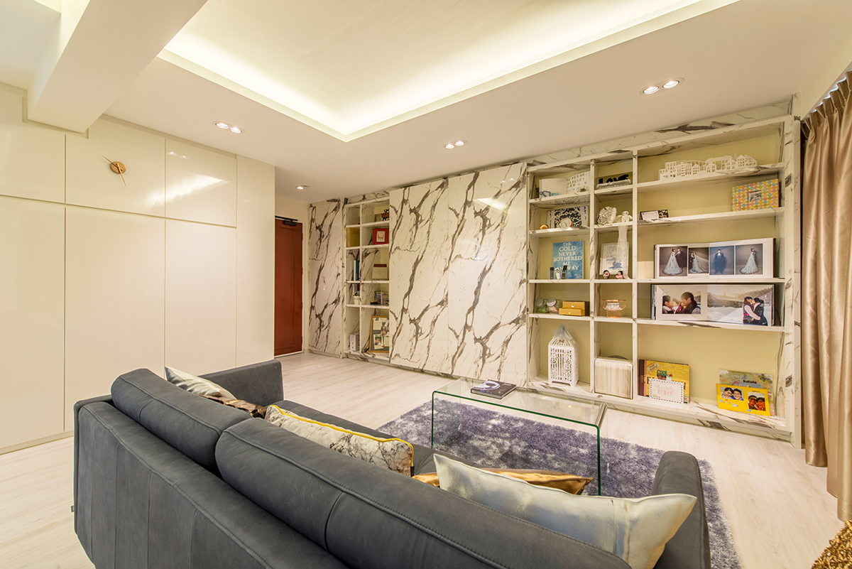 Stylish Inspiration 5 Beautiful Condominiums That Are Actually HDB Flats SquareRooms