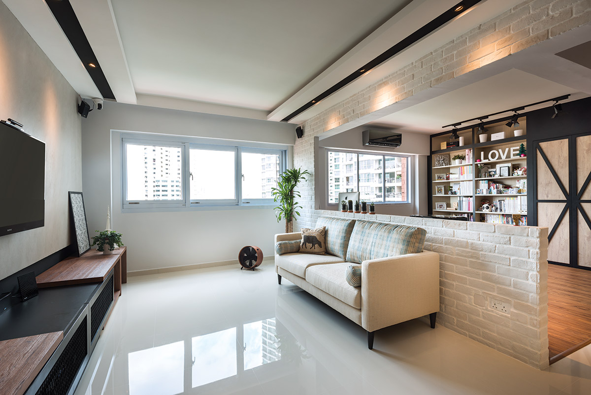 8 HDB Flats To Get Your Reno Inspiration From SquareRooms