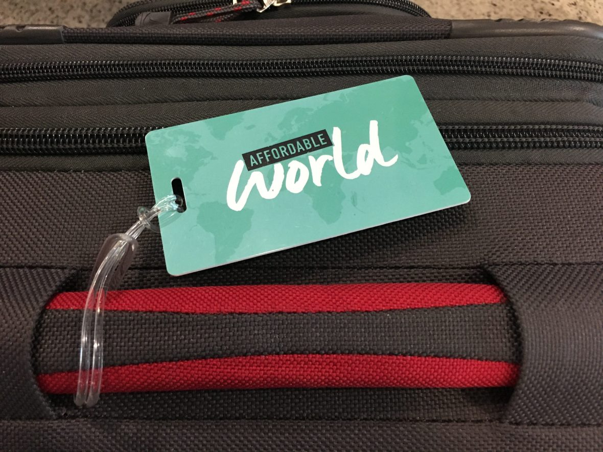 Affordable World Greece Review - A Square Root in a Round World