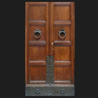 Home Entrance Door: Steel Entrance Door Design