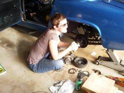 axle work