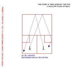 Squash Court Diagram 95 Dodge Ram 1500 Stereo Wiring I A Series Of Curatorial Proposals Set In Invite