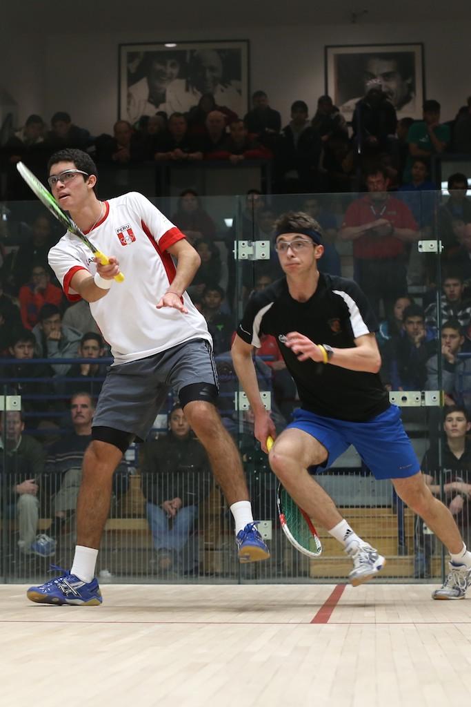 Diego Elias in action