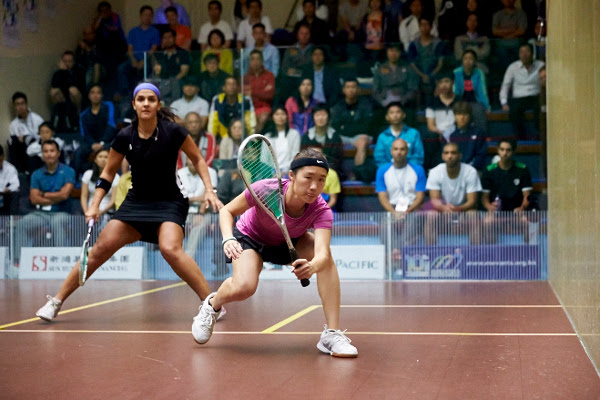 Joey Chan powers through in Hong Kong