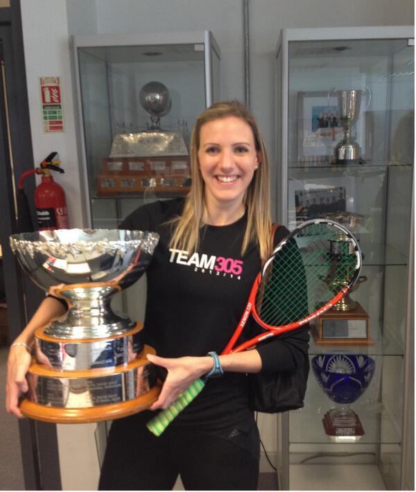 World champion Laura Massaro