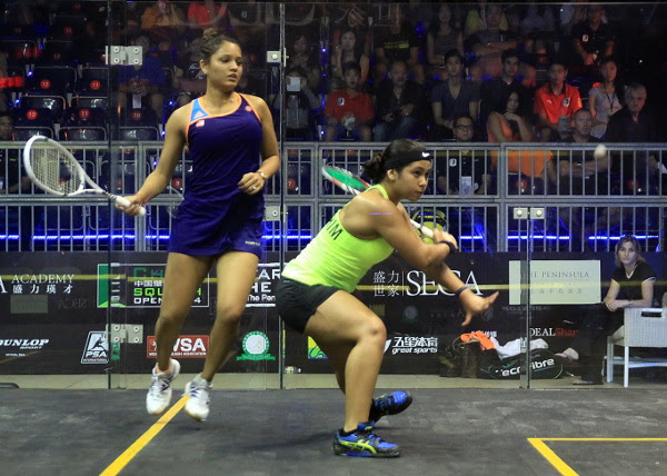 Salma gets in front of Dippika