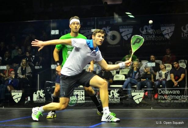 Adrian Waller beats Borja Golan in the US Open