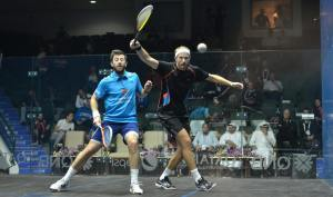 Steve Coppinger on the attack against Daryl Selby