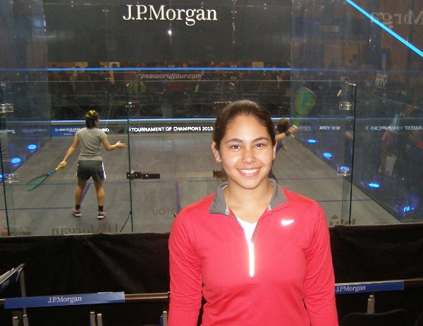 Ibrahim is ready to make her ToC main draw debut