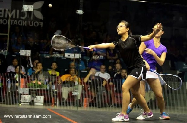 Teh Min Jie stages a great comeback to bring the title back to Malaysia