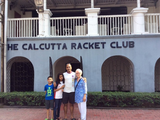 The oldest squash club in the world
