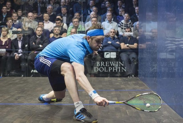 James Willstrop meets Mohamed Elshorbagy in the first round at Hull