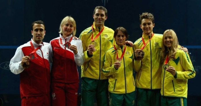 After a disastrous build-up, Australia finished with a golden flourish in Glasgow
