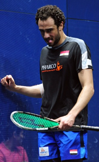 Fans will be Baying for  Ramy Ashour