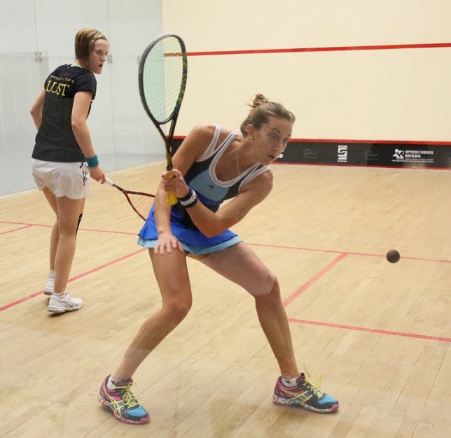 Donna Urquhart beats Victoria Lust to a place in themain draw.