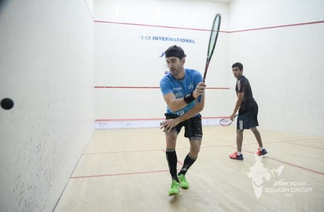Borja Golan wins in Mumbai