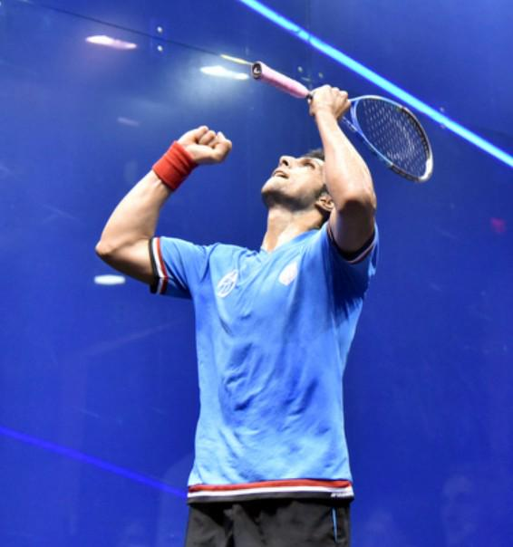Omar Mosaad reaches the US Open final
