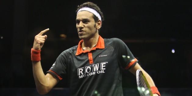 Mohamed Elshorbagy: Back at number one after beating Omar Mosaad