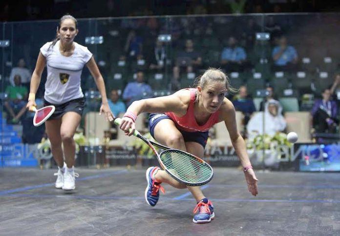 Laura Massaro heads to New York as world number one
