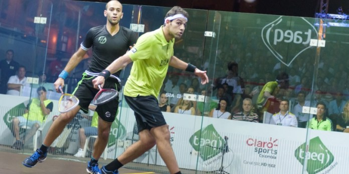 Mohamed beats his brother in the Colombian Open semi-final
